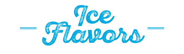 DeMarco's Ice Flavors